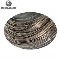 China Ohmalloy 0Cr21Al4 Fecral Alloy Resistance Wire For 110v Electric Heating Blanket wholesale