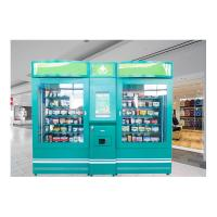 Buy cheap Mini Hospital Double Pharmacy Vending Machine With Advertising Display from wholesalers