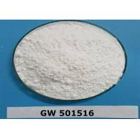 Wholesale GW 501516 Cardarine Ultimate 317318-70-0 SARM Anabolic Steroid Powder from china suppliers