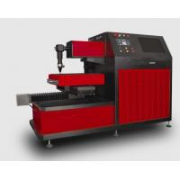Small Breadth YAG Laser Cutter for Metal Laser Cutting Industry , Three Phase 380V / 50Hz