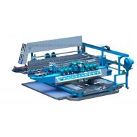 Glass double edging machine-XS2025