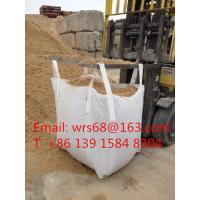 Buy cheap Woven Polypropylene 1 Ton Bulk Bags , One Ton Bags 1 Ton Sacks For Chemical / Building from wholesalers