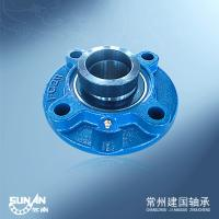 Wholesale High Speed Round Flange Bearing Pillow Block 55mm UELFC211 / HCFC211 from china suppliers