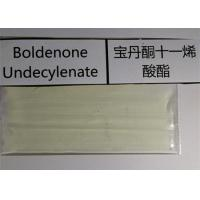 Quality CAS 13103-34-9 Boldenone Steroid Human Trenbolone Powder Equipoise for sale
