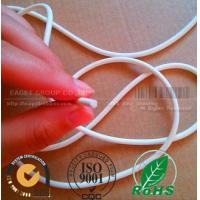 Cheap LED light frame usage white silicone sponge extrusion cord wholesale