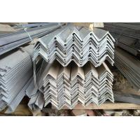China Custome Hot Dipped Angle Bar Steel High Mechanical Strength With Carbon wholesale