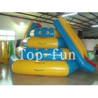 China PVC Inflatable Water Parks , Inflatable Playground For Rental Durable wholesale