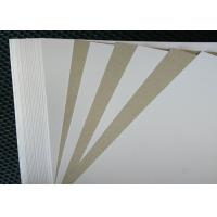 Buy cheap One Side Coated Duplex Board with Grey Back for Shopping Bags / Medicine boxes from wholesalers