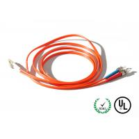 China OM1 Multimode Fiber Patch Cord wholesale