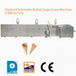 China Energy Saving Wafer Production Line , Sugar Making Process Machine 1.5kW Power wholesale