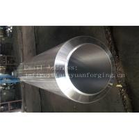 Wholesale S355NL Hot Rolled Forged Bar Forged Sleeves Pipe With PED Certificate Machined from china suppliers