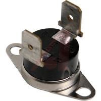 Breaker For Electric Heater , Snap-Action Thermostat 1/2 bimetal disc KSD 301