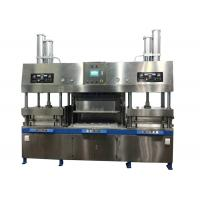 Cheap High Capacity Paper Pulp Molding Paper Plate Making Machine - Thermoforming wholesale