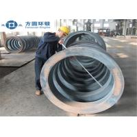 EN10222 P305GH Carbon Steel Forged Stainless Steel Disc Proof Machined Boiler Forgings