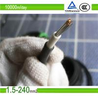 Cheap Solar Cable with TUV Certification wholesale