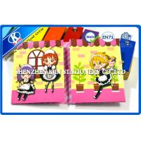 Cheap Cartoon Animal computer sticky notes / Cute Memo Pad For Kids wholesale