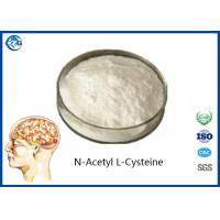 China Raw N Acetyl L Cysteine Supplement Powder , CAS 616 91 1 Nac Natural Supplement wholesale