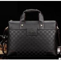 Cheap business pu leather laptop bag wholesale