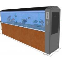 Buy cheap Coin , Note Operate Smart Fish Pool Automatic Vending Machine 10.2 Inch Touch Screen from wholesalers