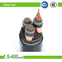 Cheap 0.6/1KV XLPE Insulated PVC Sheath 3*2.5mm2 Electrical Power Cable wholesale