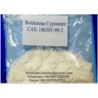 China Injectable Steroids Boldenone Cypionate For Cutting Cycle 106505-90-2 wholesale