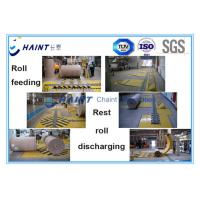 Corrugated Paper Board  / Reel Handling Equipment 18 M / Min High Performance