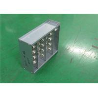 Buy cheap SS304 Finned Tubular Heater , Duct Mounted Electric Heater 18 Months Warranty from wholesalers