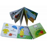Cheap Oral And Written Childrens Book Printing Of Card With Matt Paper wholesale