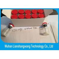 Wholesale 98% min CJC1295 without DAC 2mg/vial Peptide White solid for muscle growth from china suppliers
