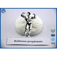 Buy cheap Muscle Building Steroids Hormone Powder , 99% Purity Boldenone Propionate from wholesalers