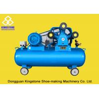 Electric Shoe Making Equipment Industrial 10HP Piston Type Air Compressor