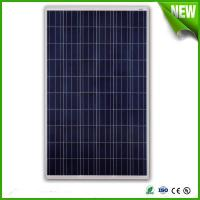 Cheap 250w poly-crystalline silicon solar panel CEC, TUV, CE approved in stock for hot sale wholesale