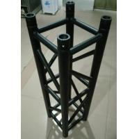 Wholesale Black  Aluminum Spigot Stage Truss 300*300*1m Size For Indoor Show And Events from china suppliers
