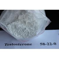 China Safely Injectable Testex Testosterone Raw Steroid Powders Omnadren / Primoteston for Muscle Building CAS 58-22-0 wholesale