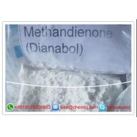 China White Steroid Raw Powder Methandienone Dianabol   72-63-9 wholesale
