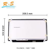 Buy cheap Auo 15.6inch laptop screen with touch FHD IPS TFF screen B156HAK03.0 from wholesalers