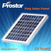 Cheap Polycrystalline Silicon Solar Panel 10W wholesale