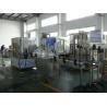 Cheap 3 In 1 Mineral Water Bottle Filling Machine Single Head 300Bph - 400Bph wholesale