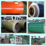China JIS G 3312, JIS G 3302 Prepainted GI Steel Coil  914 ~ 1250 mm Width SGC340 - SGC570 Grade wholesale