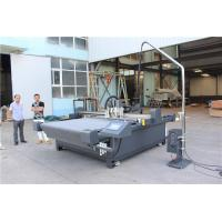 AOKEY Paper box cutting machine for canvas , KT board , PVC expansion sheet