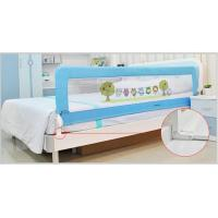 Cheap Full Size Baby Bed Rails For Kids With Woven Net Cartoon Picture wholesale