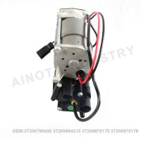 Buy cheap Front Air Pump Air Suspension Compressor For Audi Q7 Luftfederung 4L0698007A from wholesalers