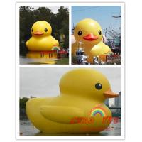 Advertisement Inflatable Yellow Duck for Promotion(CY-M2731)