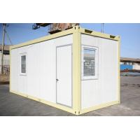 Cheap Site Accommodation, Standard Prefab Container House wholesale