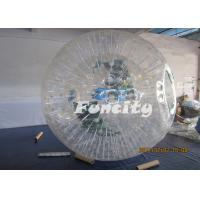 China Environmental Leisure Inflatable Zorb Ball  for Children / Adults wholesale