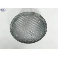 Customized Stainless Steel Wire Mesh Baskets with Perforated Mesh Hole
