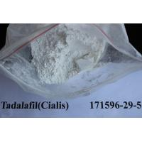 Buy cheap Tadalafil 171596-29-5 Pharmaceutical Steroids Raw Steroid Powders White Crystalline Powder from wholesalers