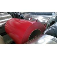 Quality Full Hard Prepainted Color Coated Steel Coil and Sheet regular / mini / zero spangle for sale