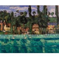 China Impressionist(3830) Chateau du Medan wholesale