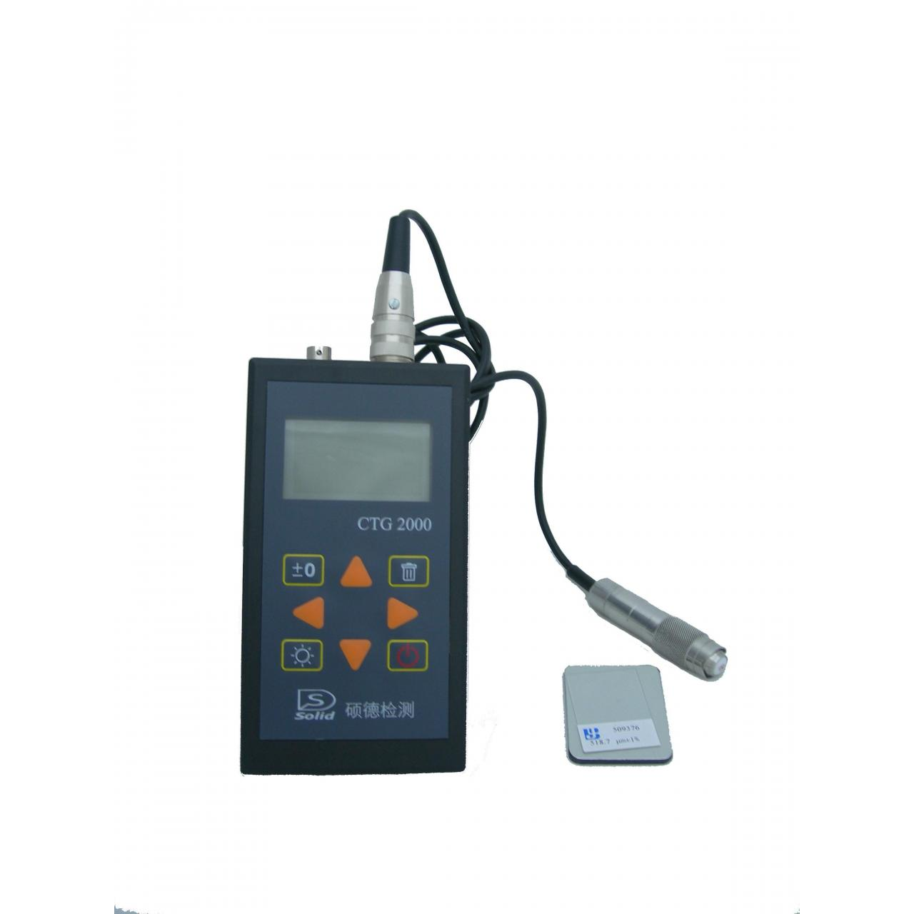 CTG2000 Coating Thickness Gauge